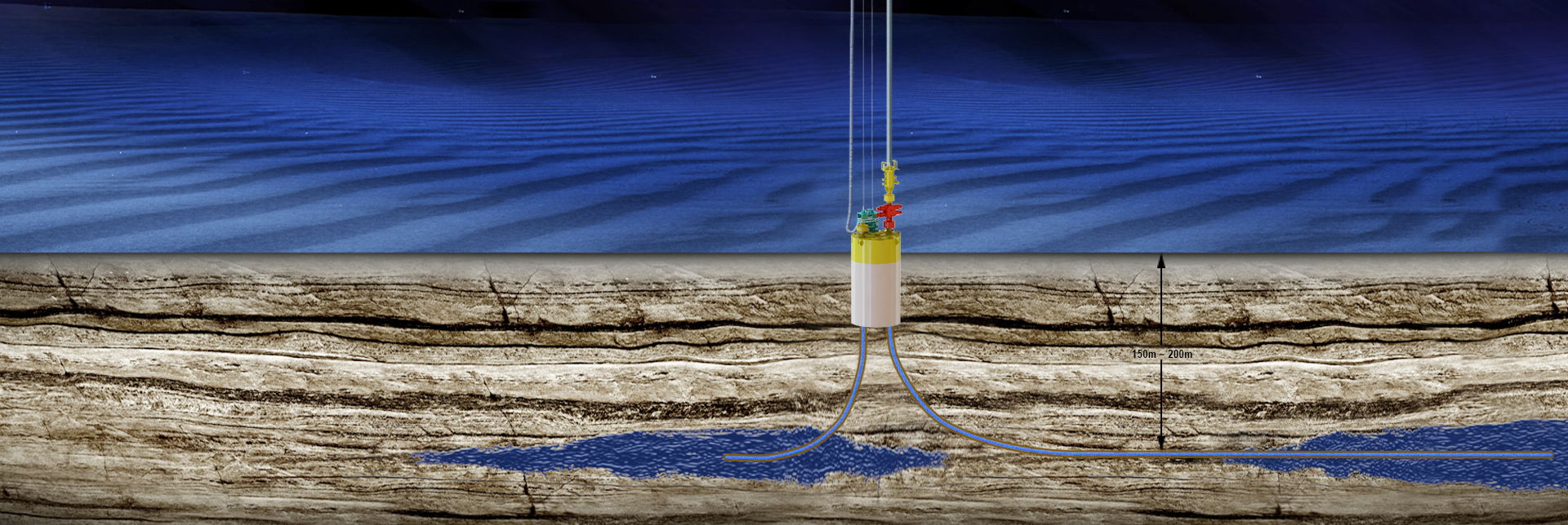 Subsea Gas Hydrate Exploration